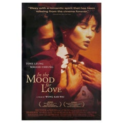 In the Mood for Love 2000 U.S. One Sheet Film Poster