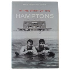 'In the Spirit of the Hamptons Hardcover' Book