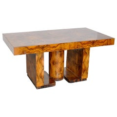 In the Style Art Deco Table