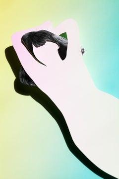 Lemonade – Ina Jang, Woman, Abstract, Art, People, Girls, Colour, Erotic, Nude