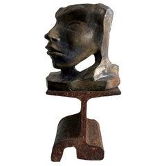Inca Clay Sculpture