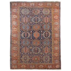 Incredible Early 20th Century Serapi Rug