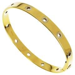 Incredible Cartier 1960s Love Series Bangle Bracelet