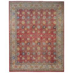 Incredible Mid-20th Century Tabriz Rug