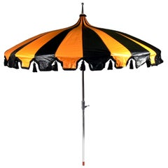 Incredible Midcentury Patio Umbrella