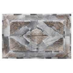 Incredibly Elegant Sueño Cowhide Rug by Art Hide