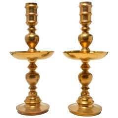 Kerzenständer aus Metall