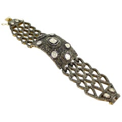 Indian Diamond Bracelet