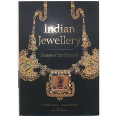 Indian Jewellery Dance of the Peacock Coffee Table Book