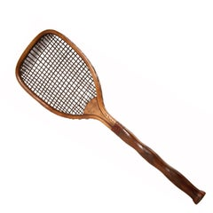 Indian Lawn Tennis Racket
