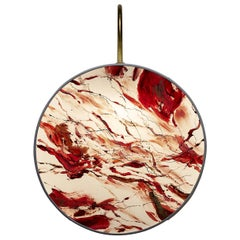 Indian Red Wall Lamp - Secret World Collection