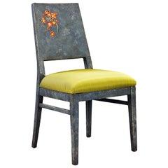 Indigo Padded Chair