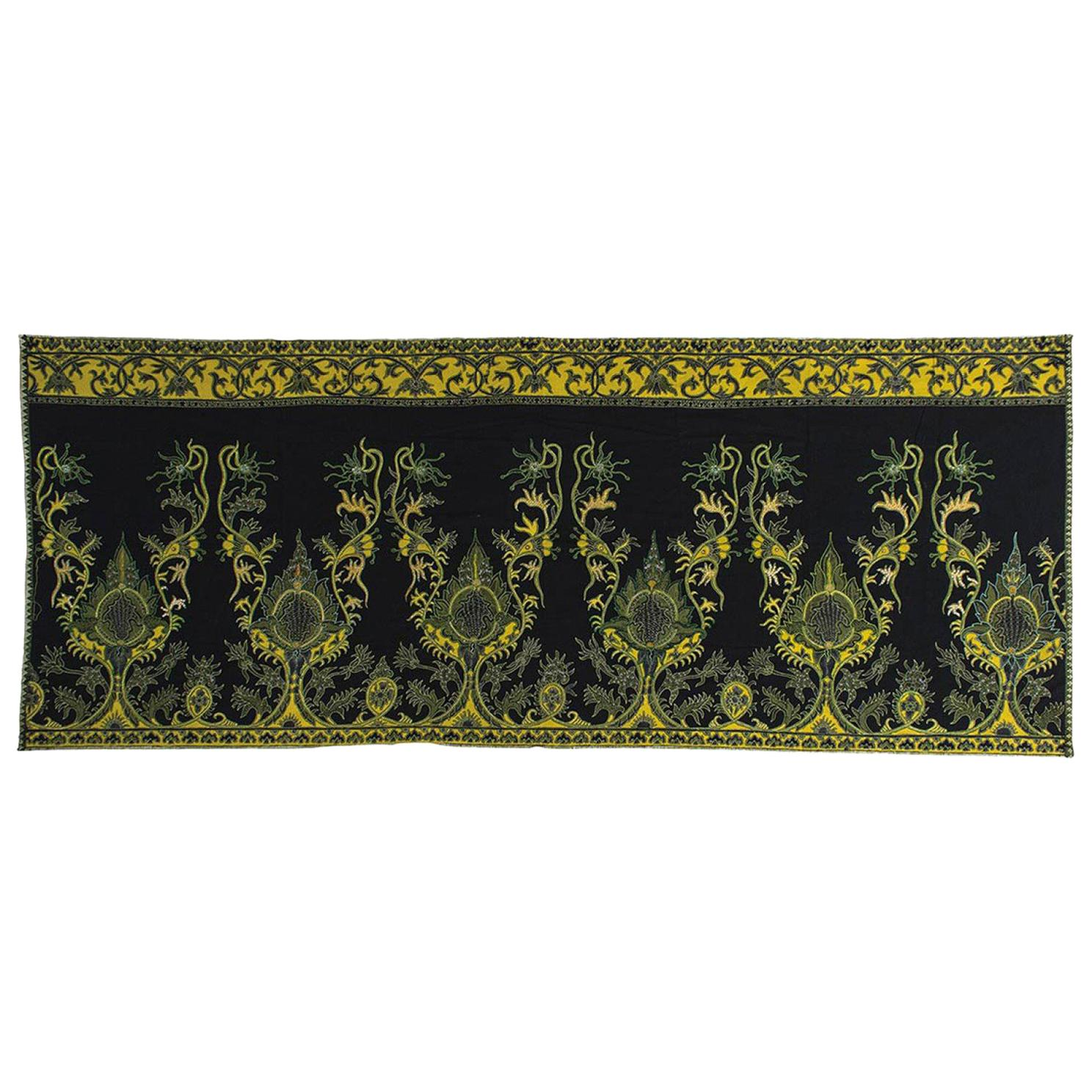 Ceremonial Cloth Tapis Of Lampung For Sale At 1stdibs