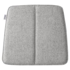 Indoor Light Grey Cushion, For Studio WM String Lounge Chairs