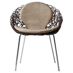 Indoor Noodle Armchair by Kenneth Cobonpue