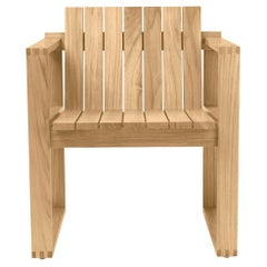 Indoor-Outdoor BK10 Dining Chair by Bodil Kjær