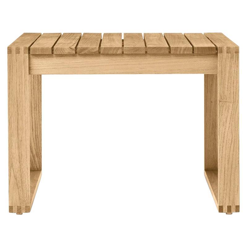 Indoor-Outdoor BK16 Side Table by Bodil Kjær