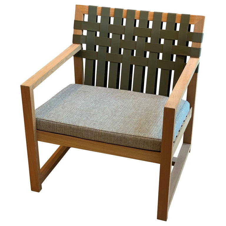 Indoor / Outdoor Network 168 Lounge Chair by Roda For Sale