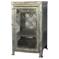 Industrial Cabinet by Rowac, circa 1910