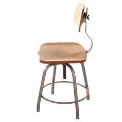 Industrial Chair, Sweden, 1940s-1950s