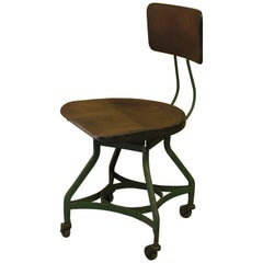 Industrial Chair by the Toledo Metal Furniture Co