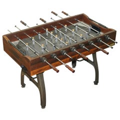 Industrial Design Limited Edition 325 District Eight 242 Foosball Football Table