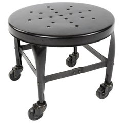Industrial Filing Stool by Toledo