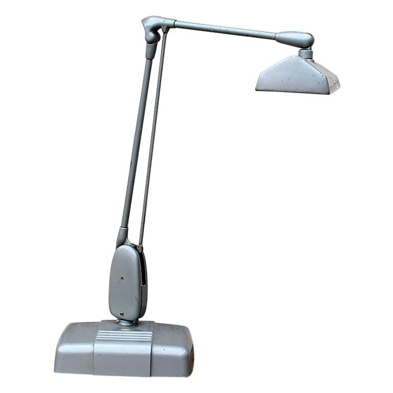 Industrial Floating Lamp from Dazor, 1950 For Sale