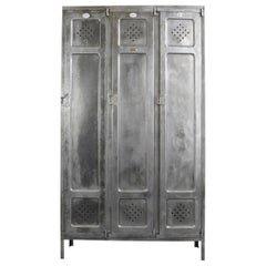 Industrial Lockers by Carl Renner, circa 1930s
