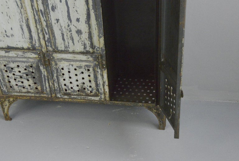 Industrial Lockers by Kuppersbusch, circa 1920s 3