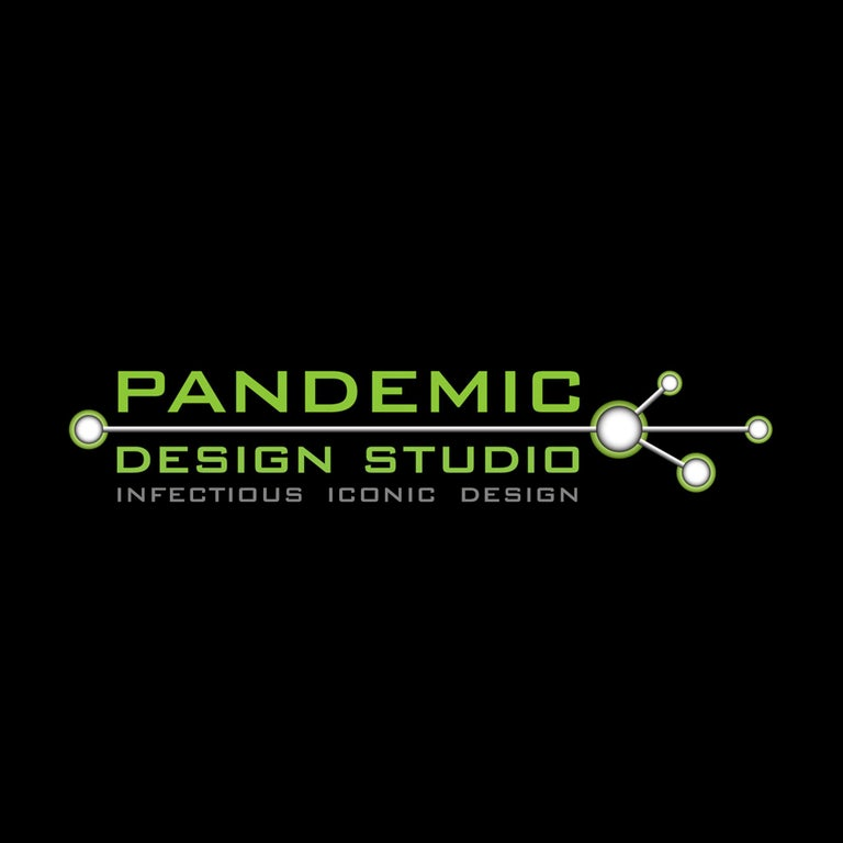 Industrial Modern Desk Lamp Steel, Touch Activated, USA Pandemic Design Studio For Sale 2