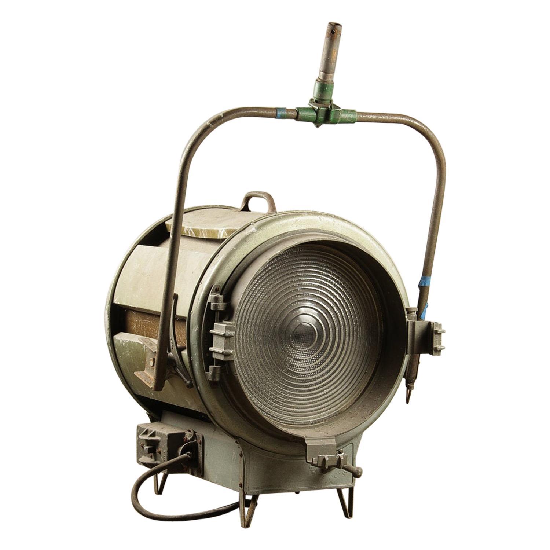 Industrial Mole Richardson Large Spotlight, 20th Century