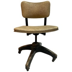 Industrial Office Tanker Desk Chair by IRGSA