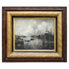 Industrial Port of Rotterdam