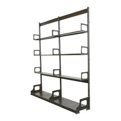 Industrial Shelving by Strafor, circa 1920s
