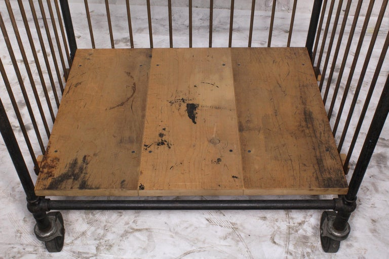 Industrial Storage Cart For Sale 1