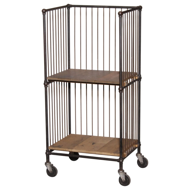 Industrial Storage Cart For Sale