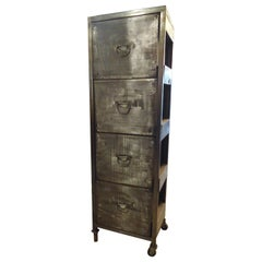 Industrial Style Chest of Drawers