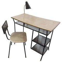 Industrial Style Desk Set