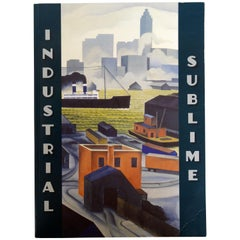 Industrial Sublime Modernism & the Transformation of NY's Rivers, 1900-1940