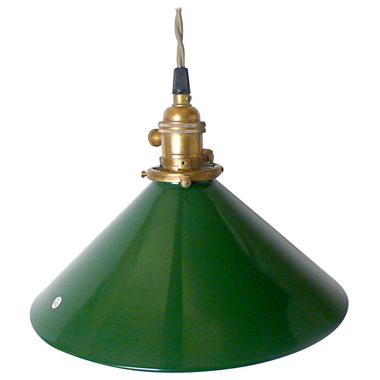 Industrial Swinging Lamps