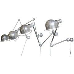 Industrial Task Lamps by Jielde, circa 1950s