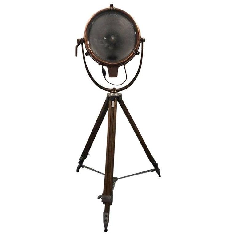 Industrial Vintage General Electric GE Novalux Projector