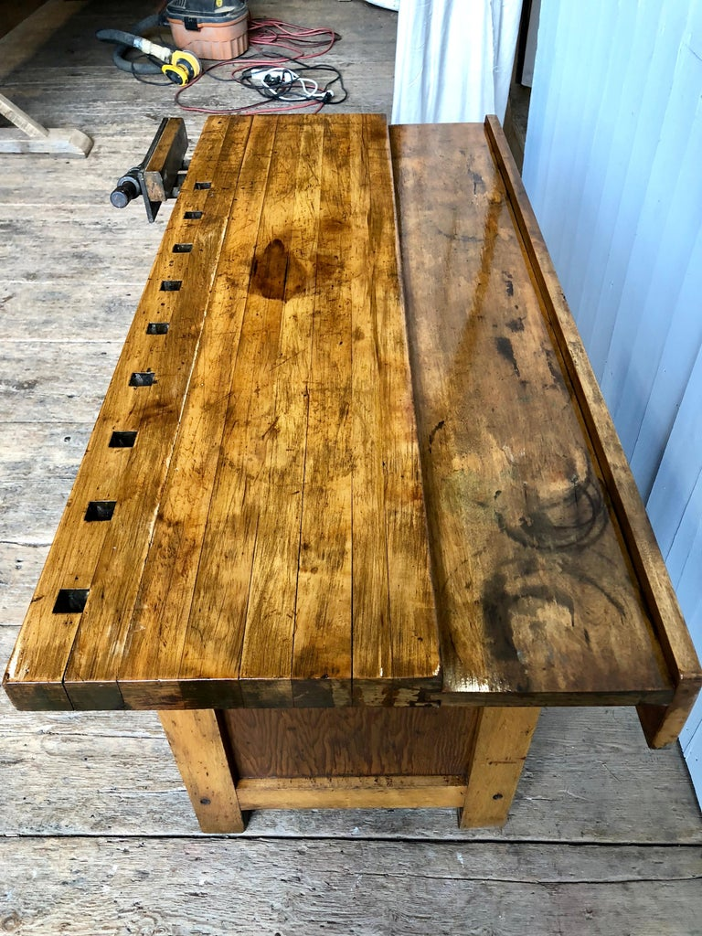Industrial Work Bench For Sale 6