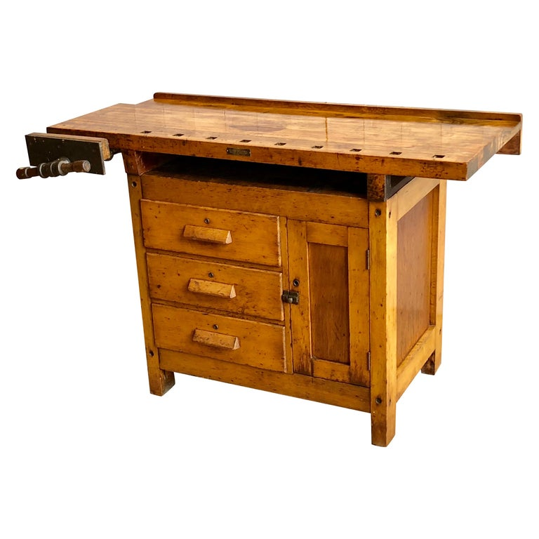 Industrial Work Bench For Sale