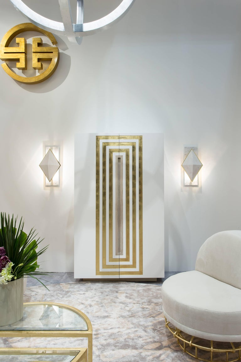 Modern Ines Sconce For Sale