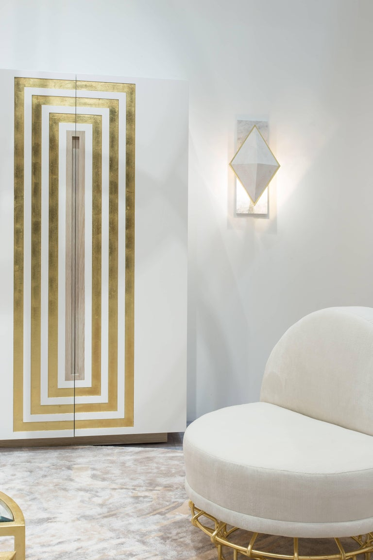 American Ines Sconce For Sale
