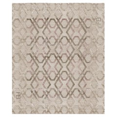 Infinite Grace Wool and Art Silk Rug FB Collection