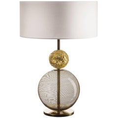 Infinito Gold Table Lamp