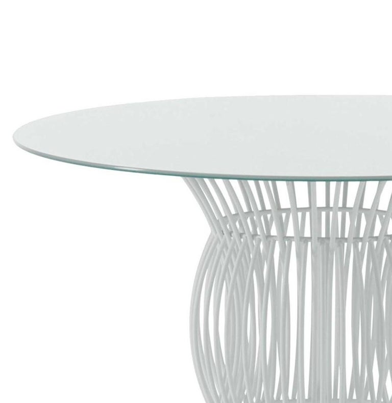 Italian Infinity Dining Table by Braid Outdoor For Sale